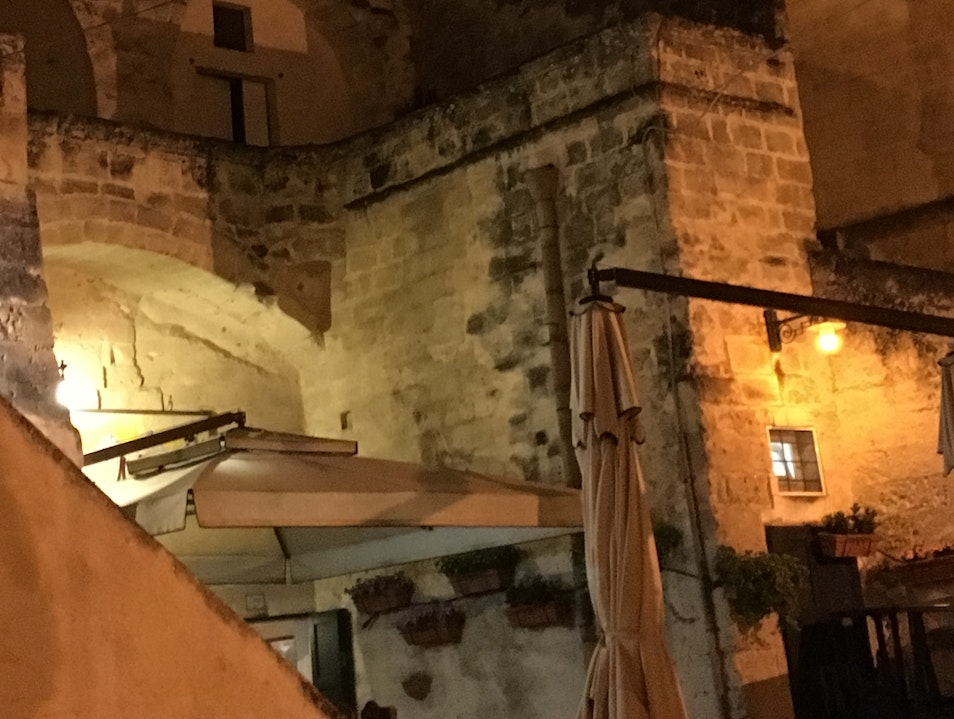 There's No Place LIke Matera!