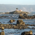 Battery Point Lighthouse and Museum Crescent City California United States