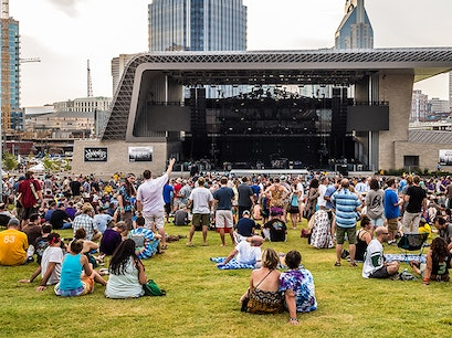 Ascend Amphitheater Nashville Tennessee United States