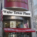 Water Tower Place Chicago Illinois United States