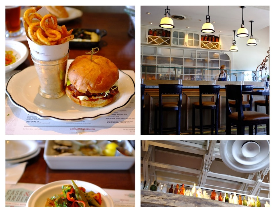 Southern Food Coma at Cask & Larder
