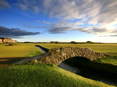 Old Course at St Andrews Links