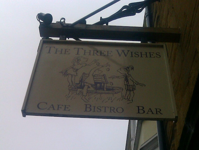 The Three Wishes, Sherborne