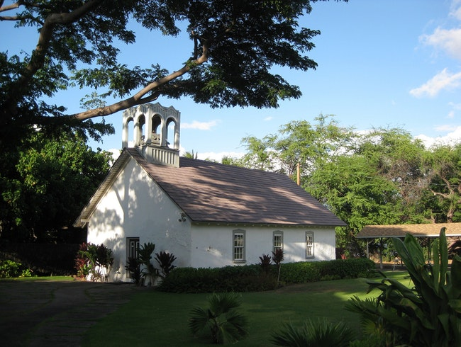 History of Christianity on the Big Island