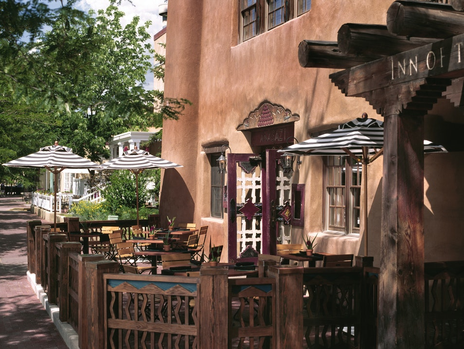 Rosewood Inn of the Anasazi Santa Fe New Mexico United States
