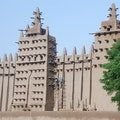 Great Mosque of Djenne Djenne  Mali
