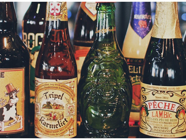 Around the World in Eighty Beers