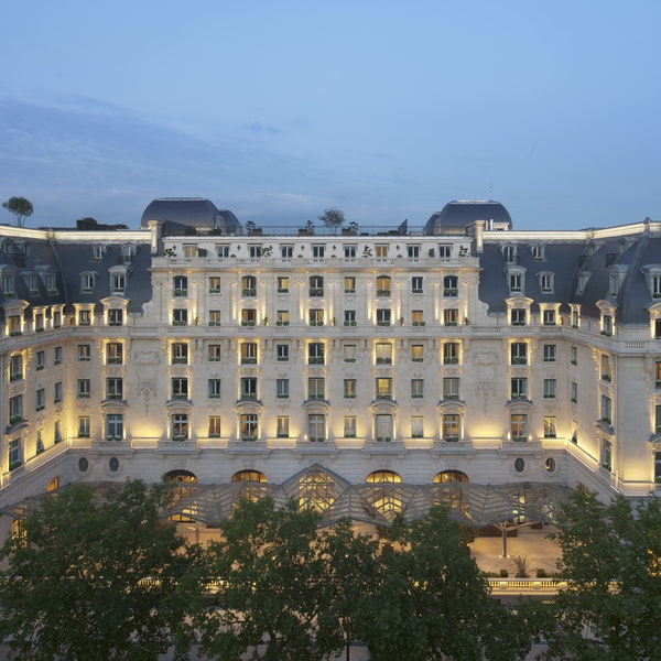 The Best Hotels In Paris Afar