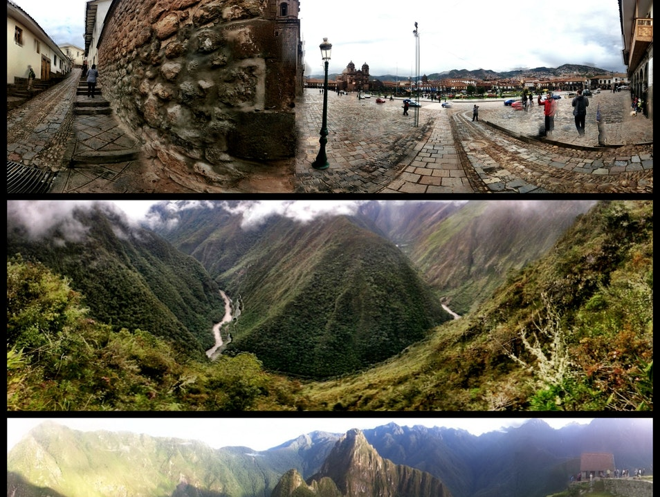 Hiking The Inca Trail with 5 Great Friends