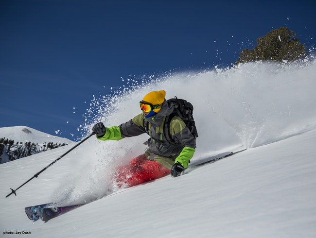 Ski the Backcountry at Snowbird