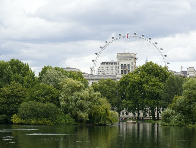 Take in the Royal Parks