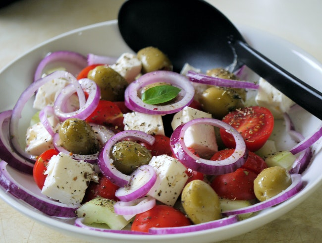 Great Greek Food with a Traditional Feel