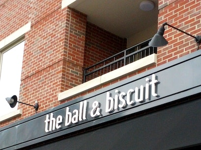 The Ball & Biscuit Indianapolis Indiana United States