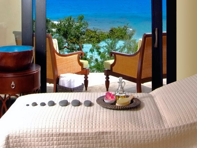 Unwind with a Treatment at a World-Class Spa