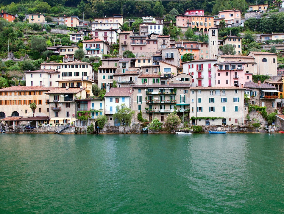 Perfect Little Enclave Lugano  Switzerland