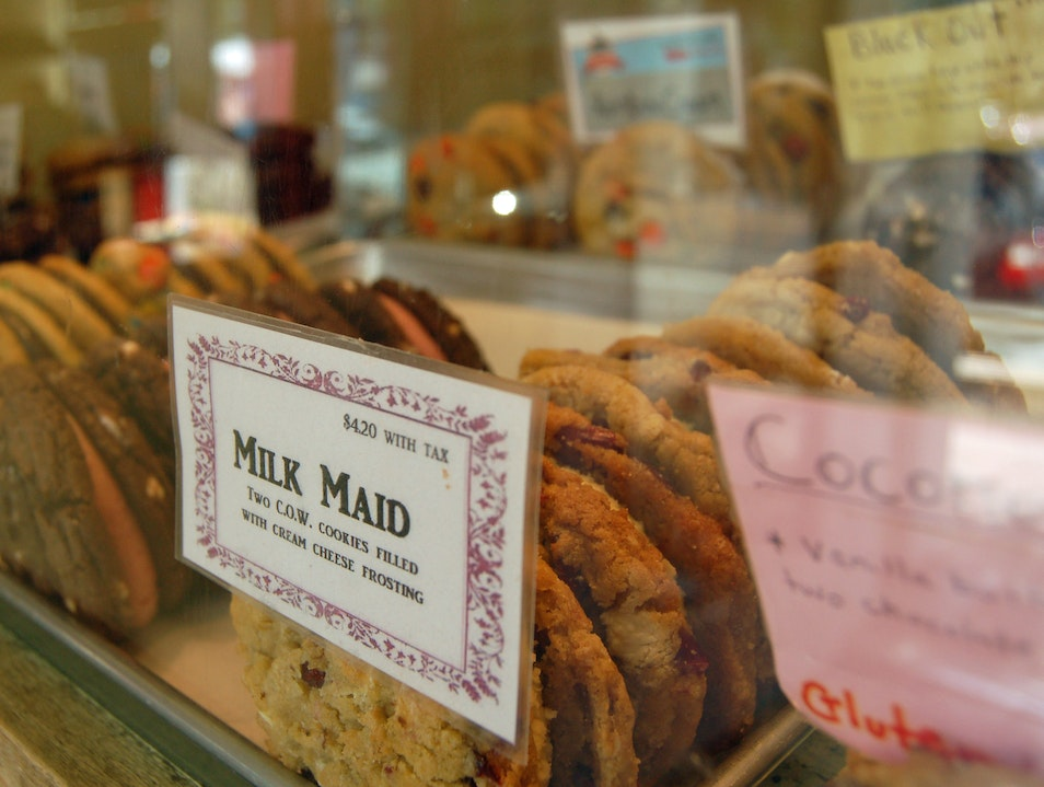 Satisfy your sweet tooth in Breckenridge