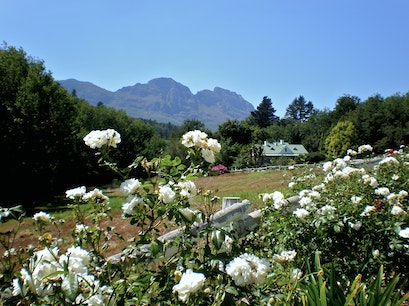 Knorhoek Stellenbosch  South Africa