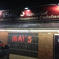 Mai's Restaurant Authentic Vietnamese Cuisine Dallas Texas United States