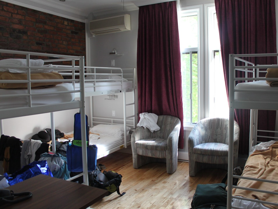 Montreal's Village Luxury Hostel