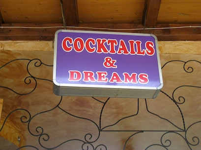 Cocktails and Dreams Bar Bled  Slovenia
