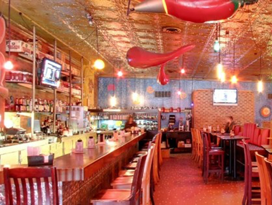 Authentic Mexican in a Vibrant Atmosphere