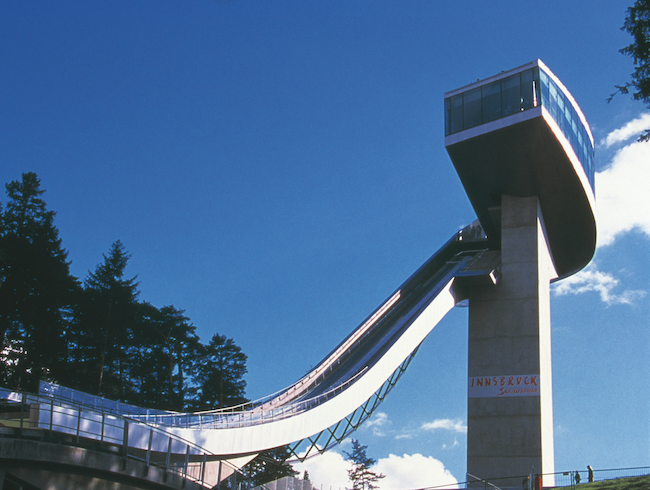Bergisel Ski Jump Tower