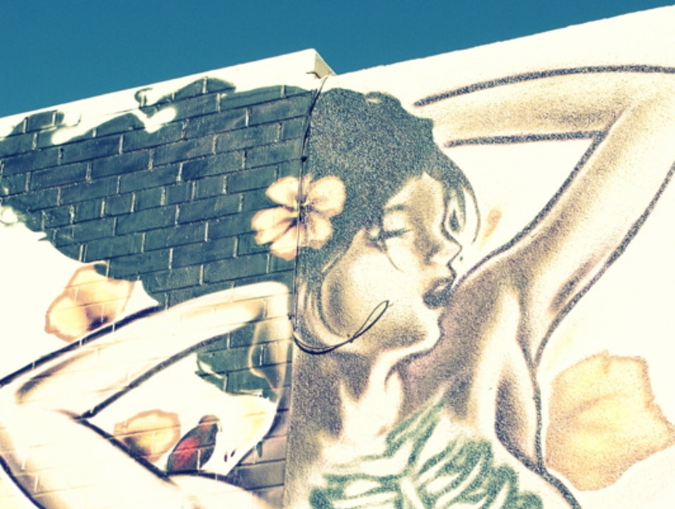 Street Art and More along Tucson's 4th Ave
