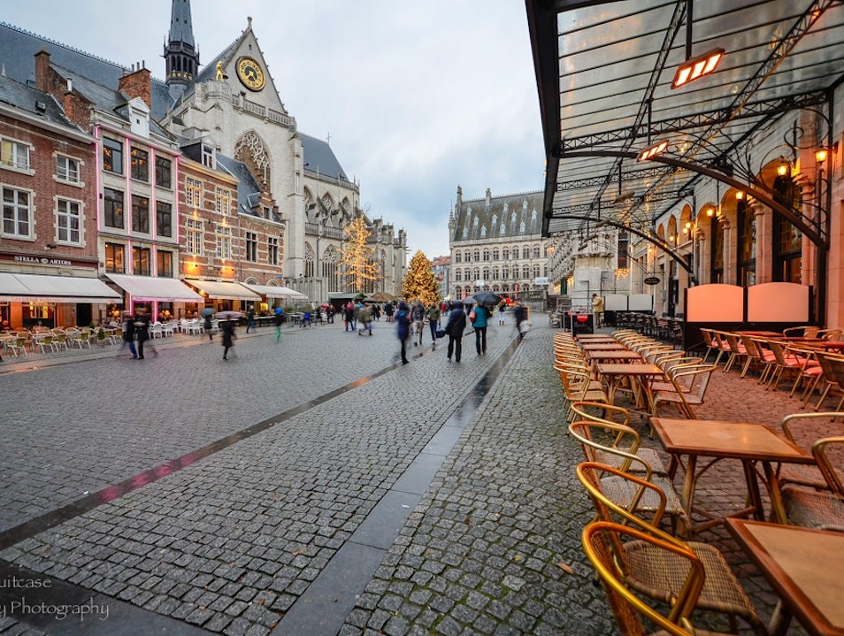 Eating out in Leuven