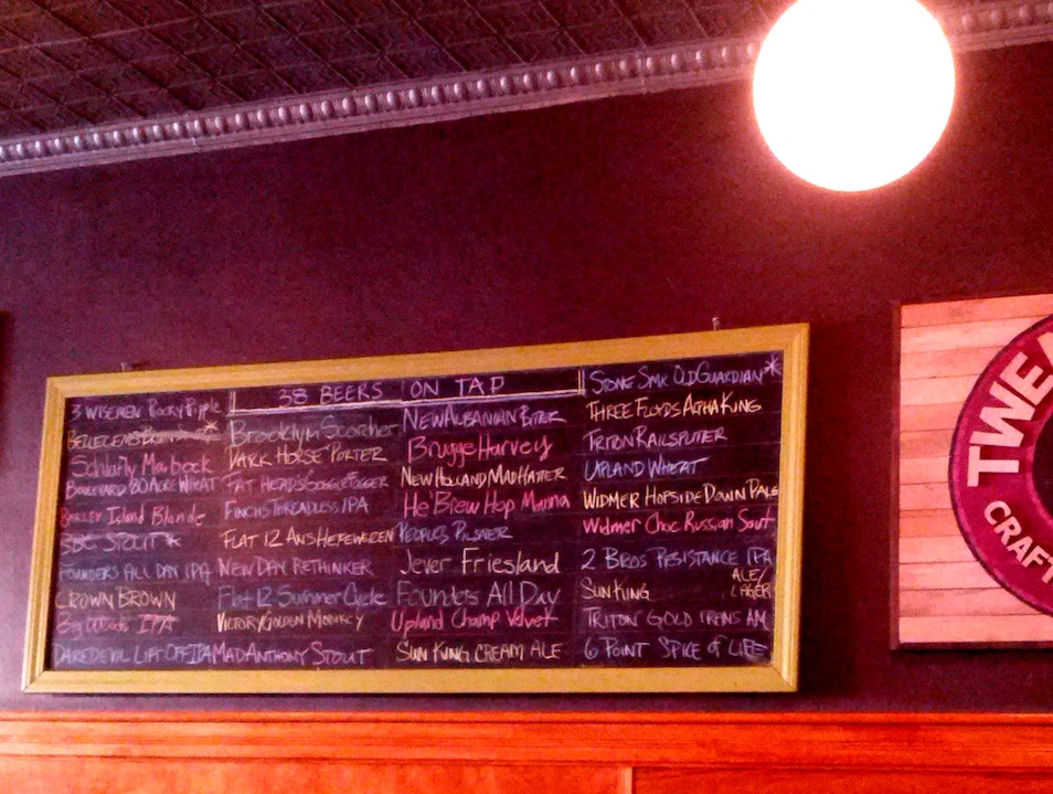 The Best Curated Microbrew List in Indy Indianapolis Indiana United States