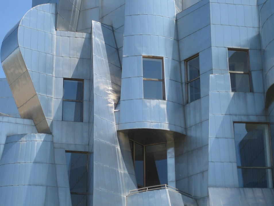 Art and Architecture at Weismen Art Museum