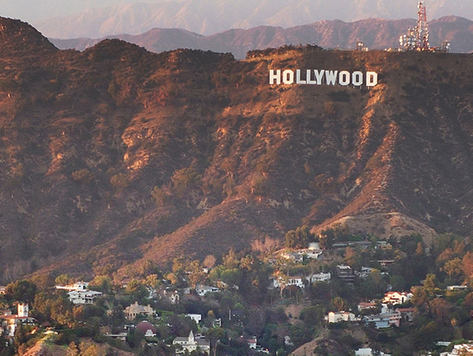 The Real Hollywood Hike Los Angeles California United States