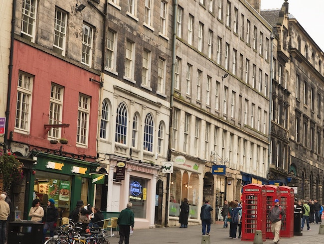 Edinburgh Old Town/The Royal Mile