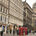 Edinburgh Old Town/The Royal Mile Rosyth  United Kingdom