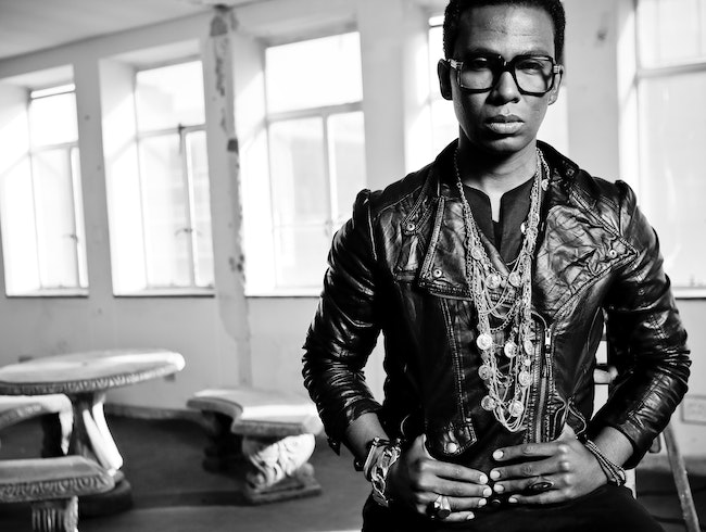 Breakout Activity #3: Strike a Pose with fashion designer David Tlale