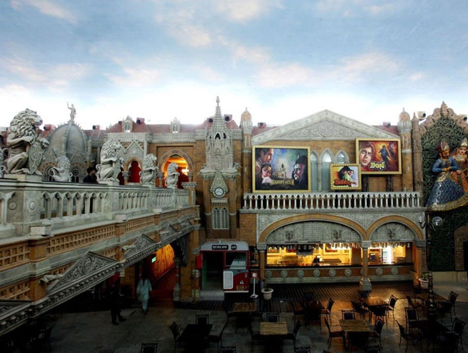 The Magical Kingdom of Dreams   India
