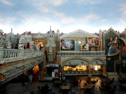 Kingdom of Dreams Gurugram  India