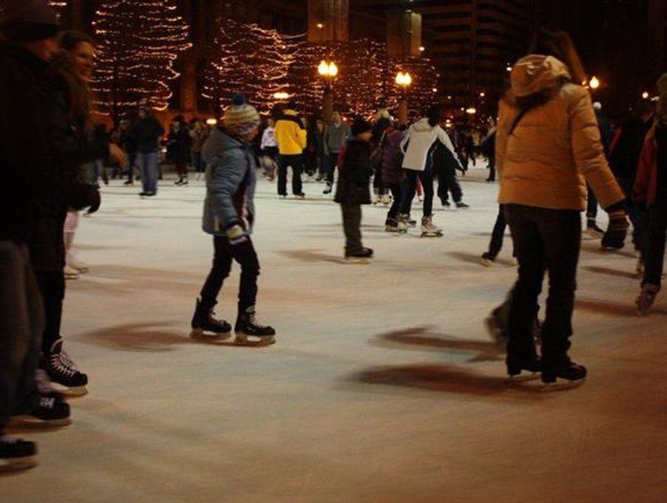 Where To Lace Up Your Skates in the Windy City