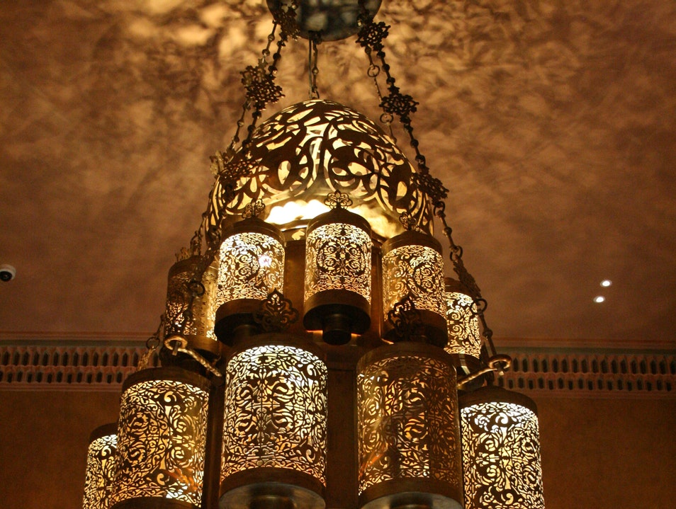 The Lanterns at the Cairo Marriott Omar Al Khayam  Egypt