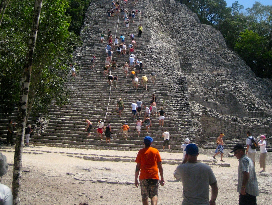 The 'Other' Ruins to Visit in Playa del Carmen