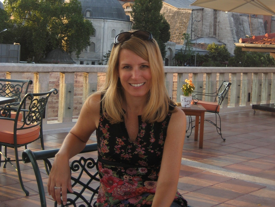 Best View of the Blue Mosque & Hagia Sofia