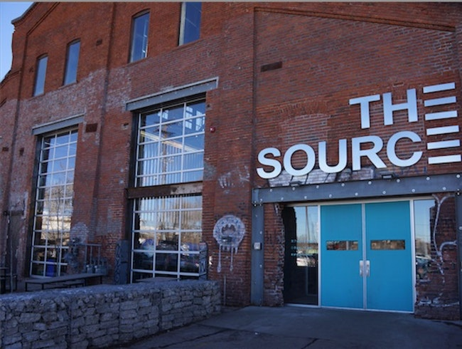 The Source: A New Food Experience