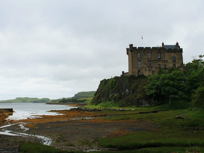 Dunvegan Castle Dunvegan  United Kingdom