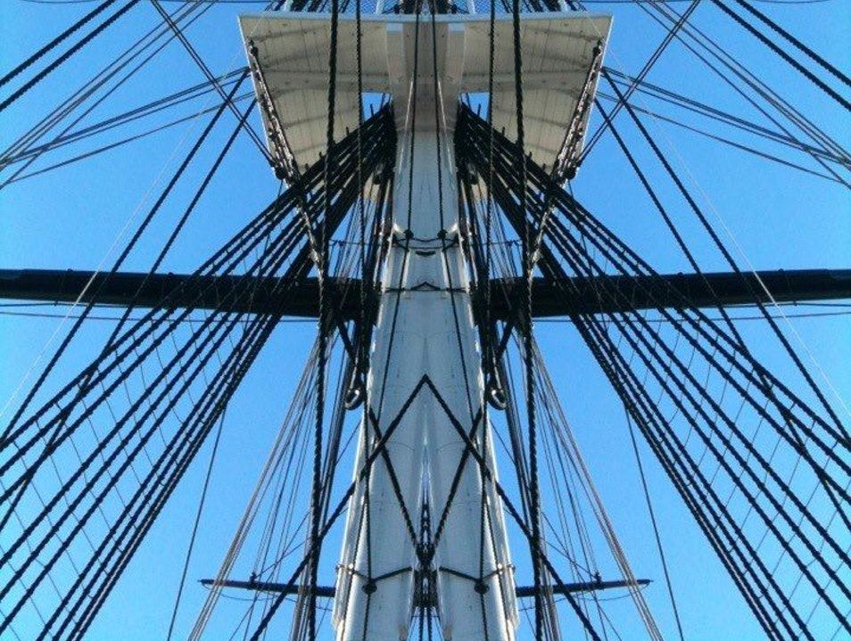 USS Constitution Boston Massachusetts United States