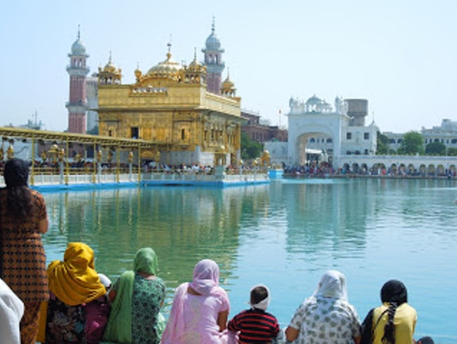 A day in Amritsar, India.