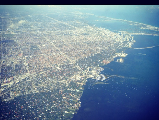 Miami by Air