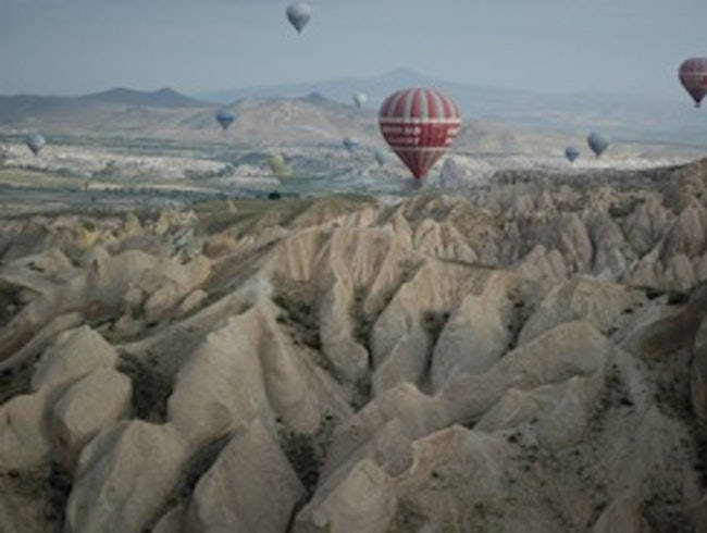 The Best Hot Air Ballooning in Cappadocia, Turkey