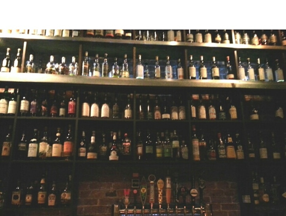 A Whiskey Bar? That's an Understatement. Washington, D.C. District of Columbia United States