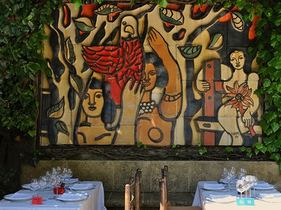 La Colombe d'Or Saint Paul De Vence  France
