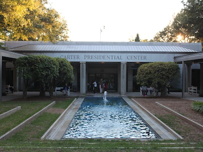 Jimmy Carter Library and Museum Atlanta Georgia United States