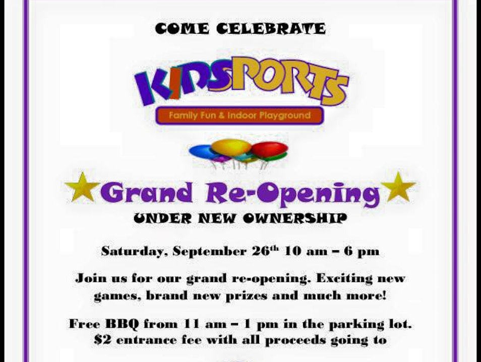 New Ownership & Grand Re-Opening Mississauga  Canada